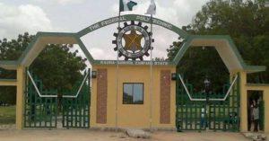 Main Campus gate